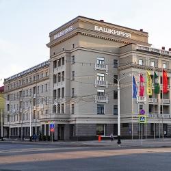 Гостиница «Башкирия»