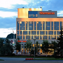Гостиница «Sheraton»