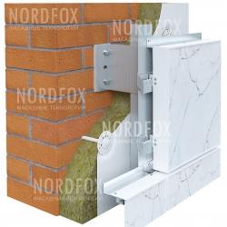 The facade system MLK-v-300
