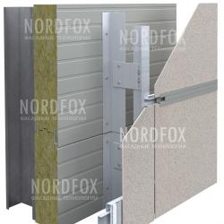 The facade system MLK-v-300 Deco