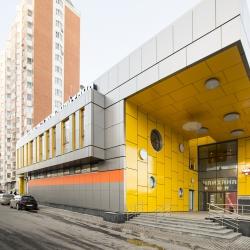 Торговый центр вЛюберцах. комплекс №1.