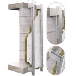 Half-floor mounting system