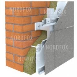 The facade system MLV-v-20